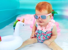 Super Cute One-Piece Swimsuits for Your Baby on Amazon