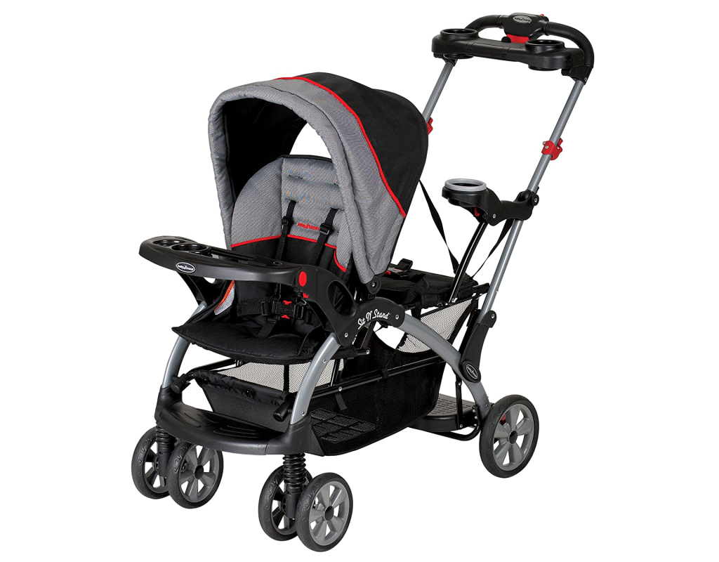 Baby Trend sit and stand stroller Amazon