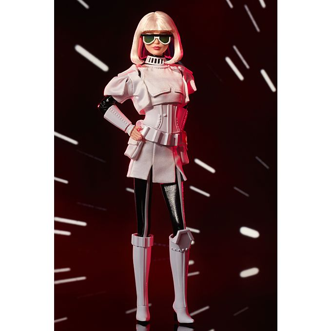 Stormtrooper Barbie
