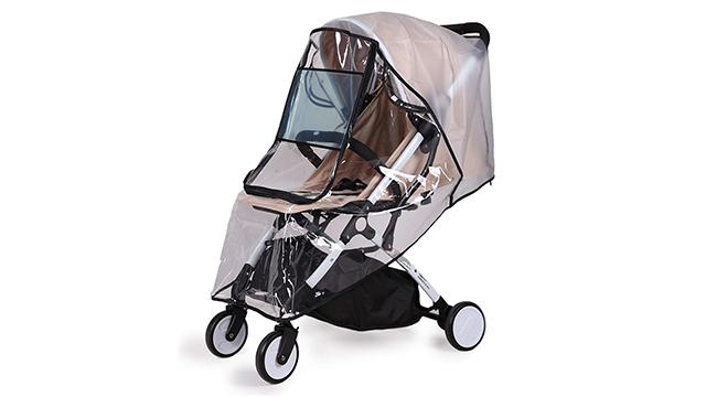 Bemece best stroller rain cover on Amazon