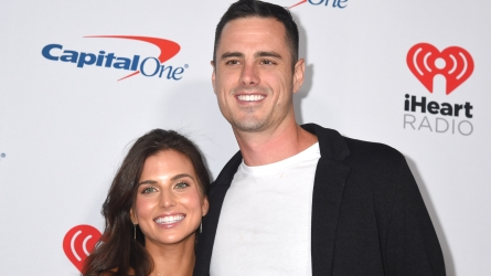 Jessica Clarke and Ben Higgins
