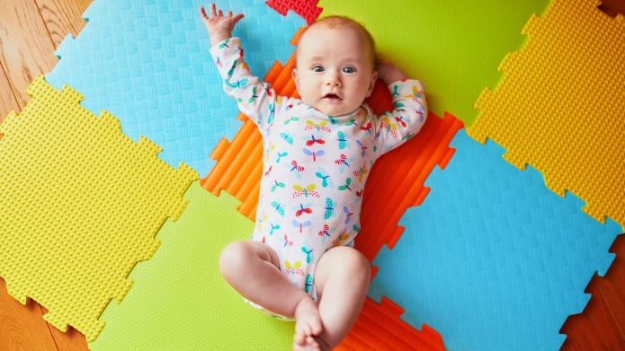 Best baby play mat on Amazon