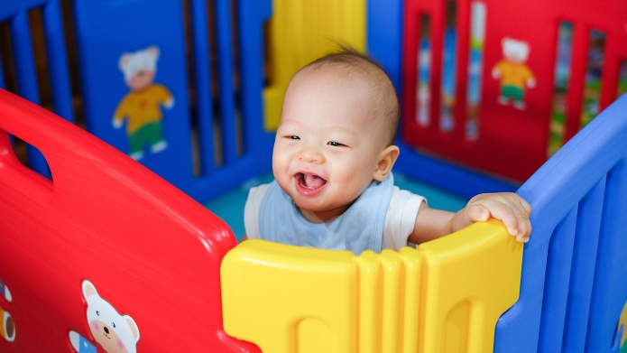 Best baby playpens on Amazon