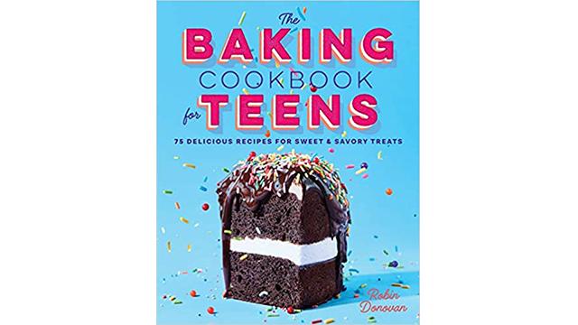Baking cookbook for teens on Amazon