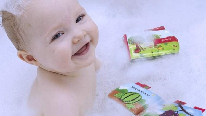 Best Bath Books for Kids