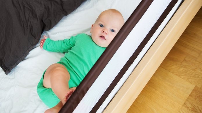 Best bed rail guards for kids