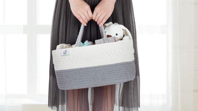 Best Diaper Caddy on Amazon