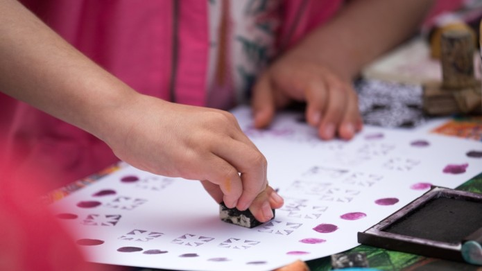 Best Ink Pads for Kids on