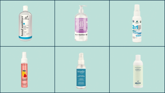 hand sanitizers for kids