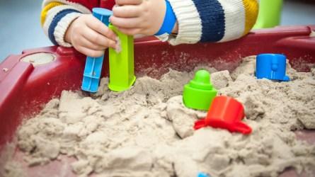 Best Kinetic Sand Tools