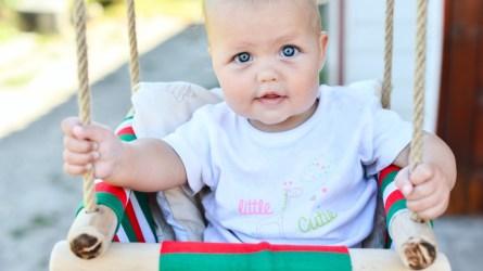 Best Outdoor Baby Swing on Amazon