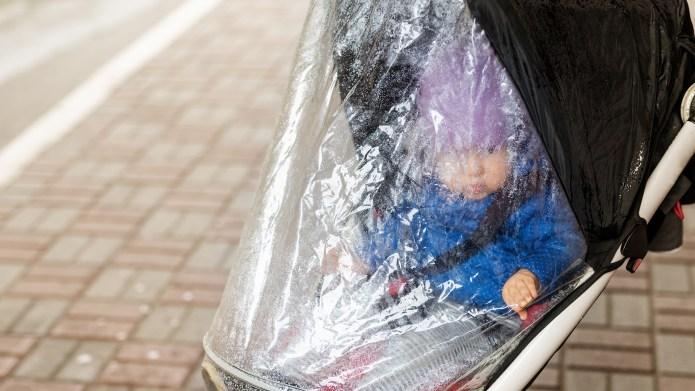 Best stroller rain covers on Amazon