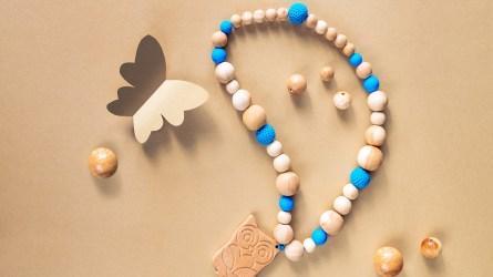 Best teething necklaces mom Amazon
