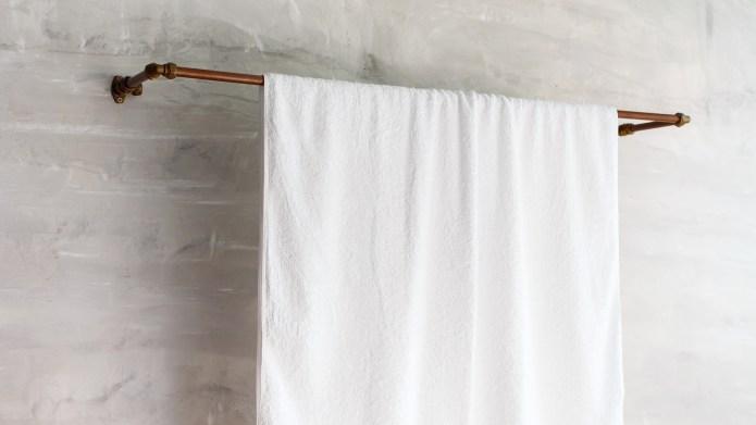 Best towel bars on Amazon