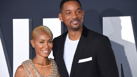 Will Smith, Jada Pinkett Smith. Cast