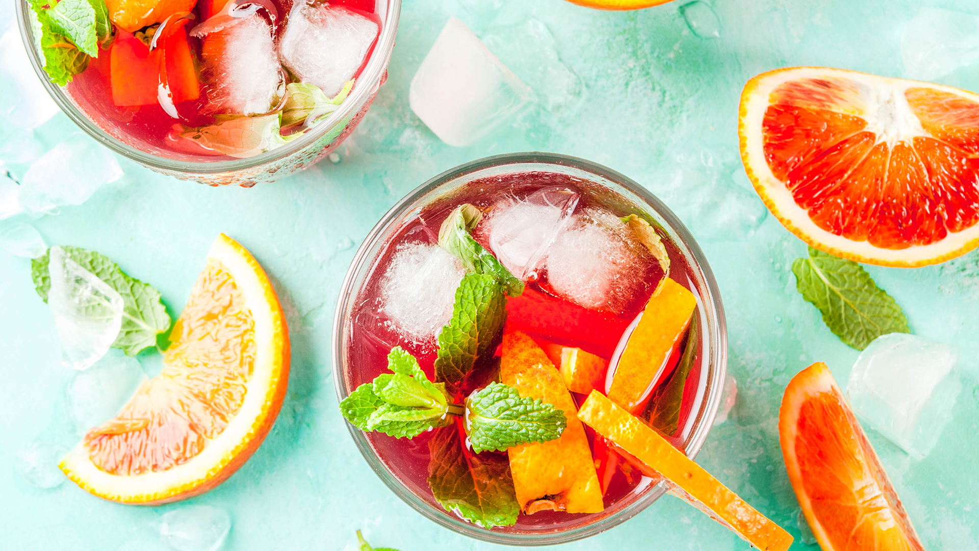 Giada De Laurentiis' 3-Ingredient Blood Orange Shandy Is Our Official Summer Cocktail