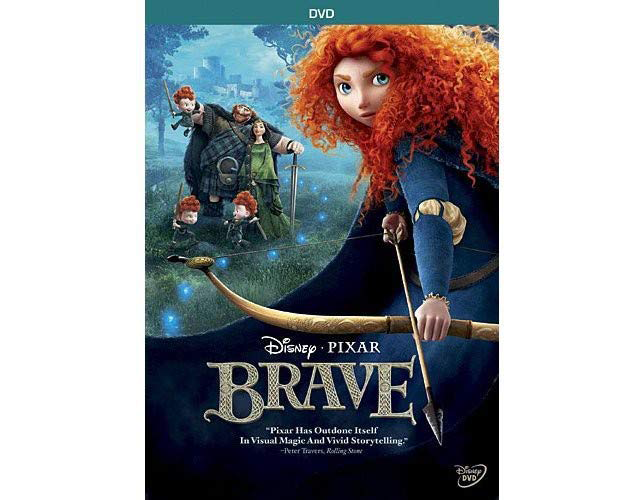 Brave Disney best female empowerment movies on Amazon