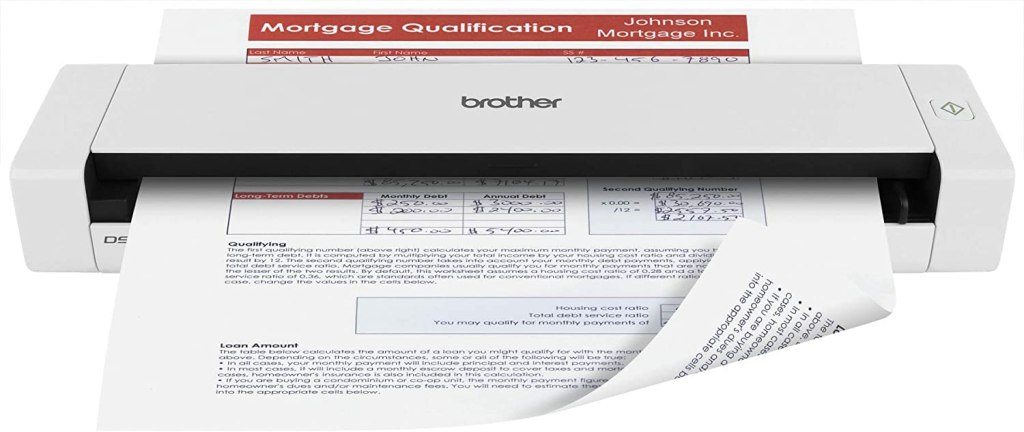 Brother best page scanner Amazon