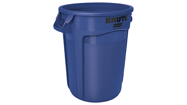 Brute Best Outdoor Trash Cans on Amazon