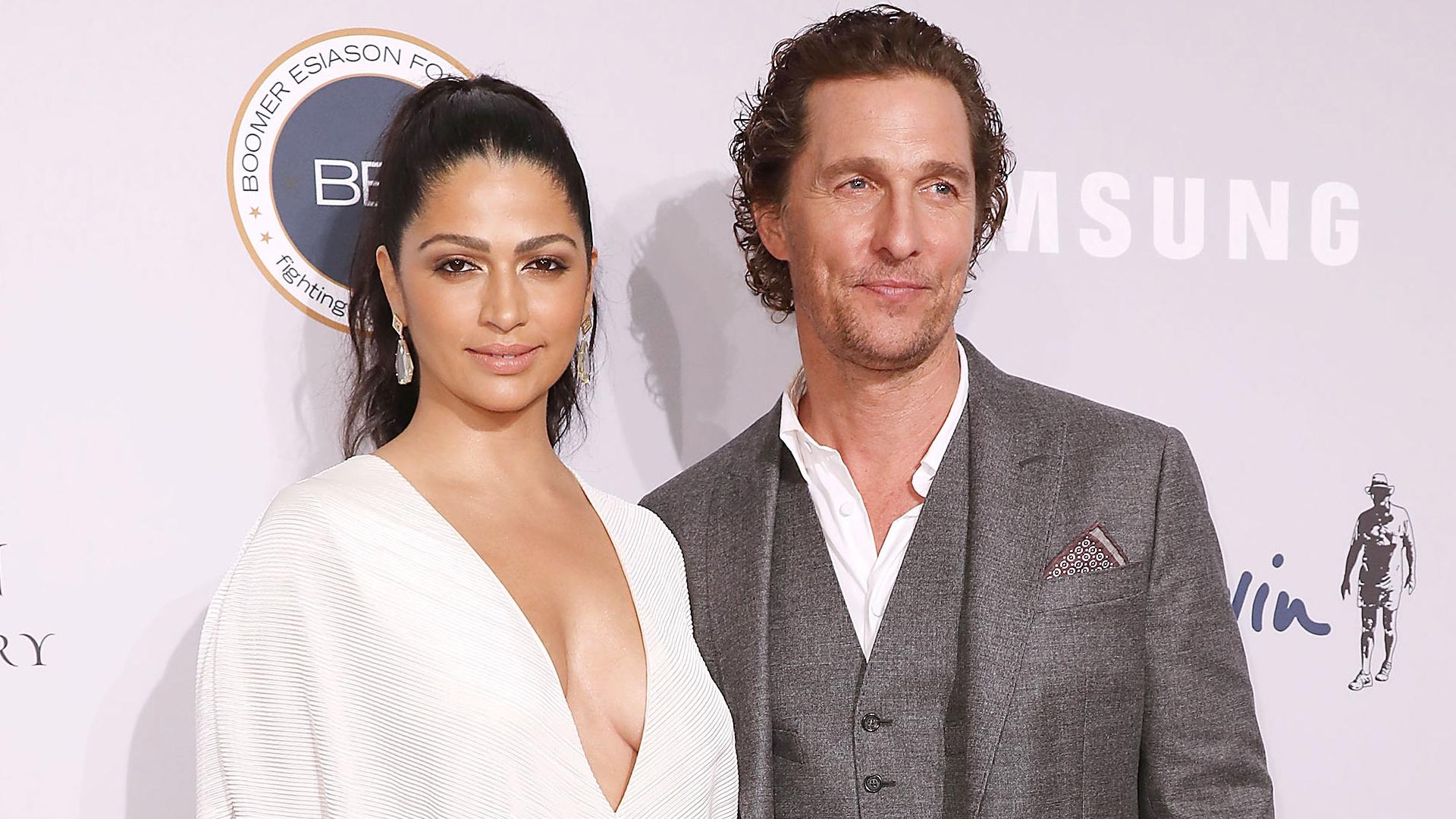See Camila McConaughey's Inspiring Family Throwback Photo