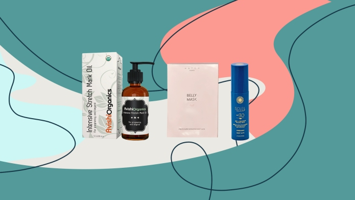 Celebrity favorite pregnancy skincare and beauty