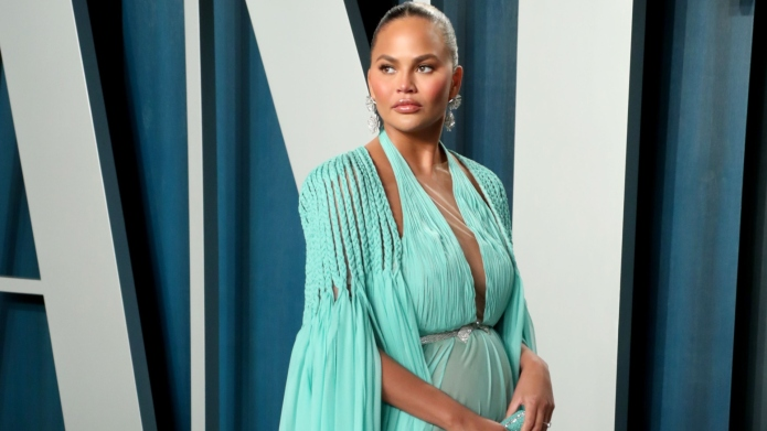 Chrissy Teigen Has the Most Vulnerable