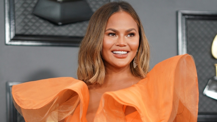Chrissy Teigen Wishes Son Miles a