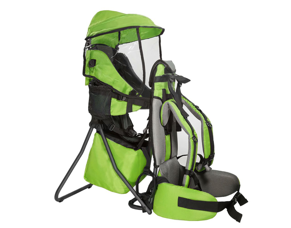 Clevrplus Best Baby Carrier on Back Amazon