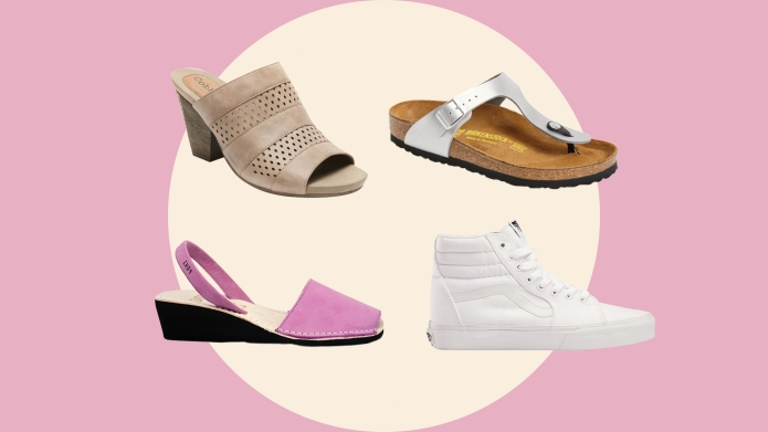 Best sandals shoes for pregnancy
