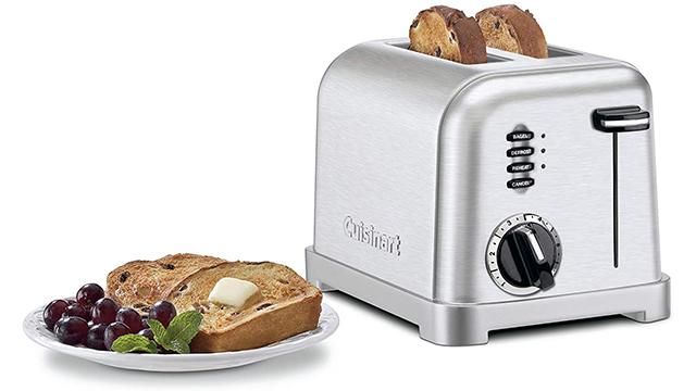 Cuisinart electric toaster on Amazon