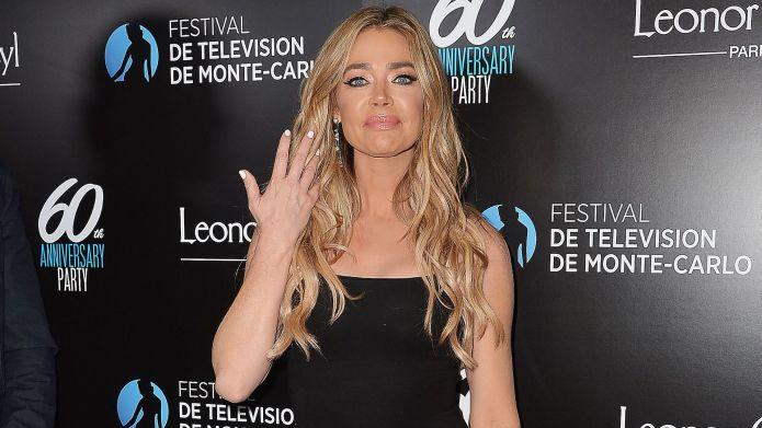 Denise RichardsMonte-Carlo Television Festival party, Los