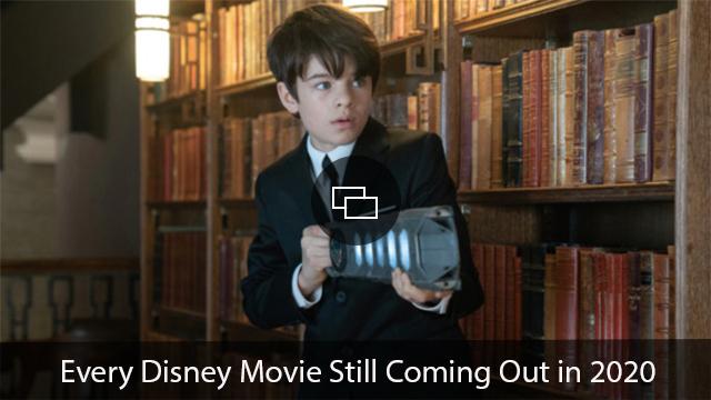 'Artemis Fowl' disney plus movies