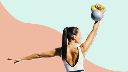 exercises-with-a-single-kettlebell