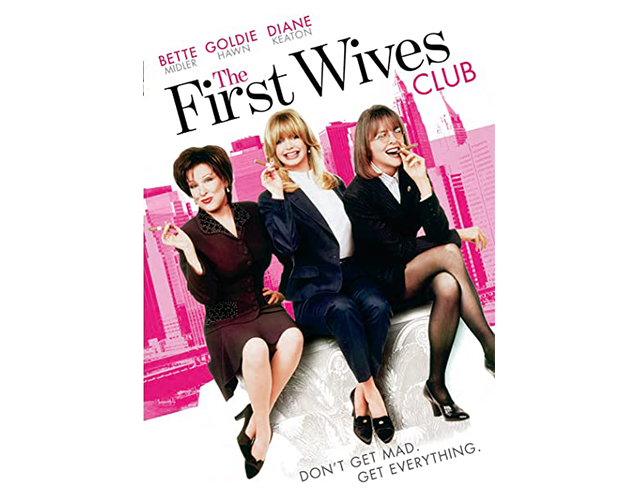First Wive's Club best female empowerment movies on Amazon