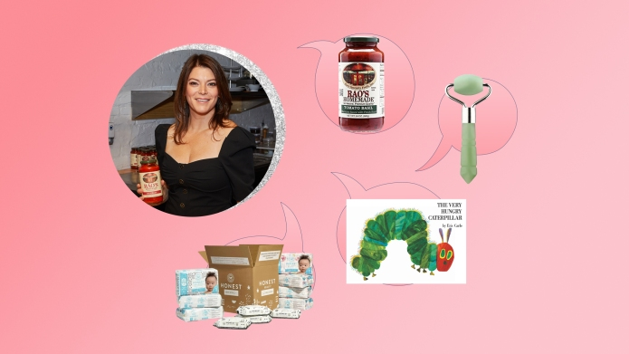 Gail Simmons mom essentials