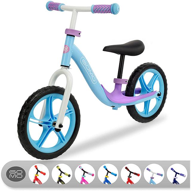 Gomo best balance bike for 3 year old on Amazon