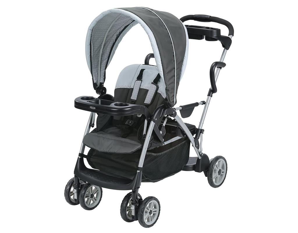 Graco Room for 2 sit and stand stroller Amazon