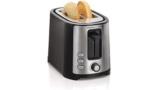 Hamilton Beach best electric toaster on Amazon