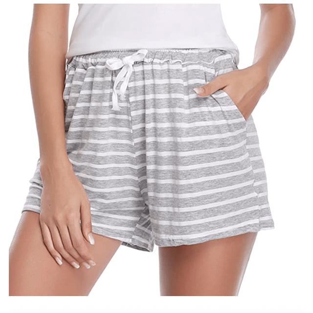 Hawiton best womens pajama shorts Amazon