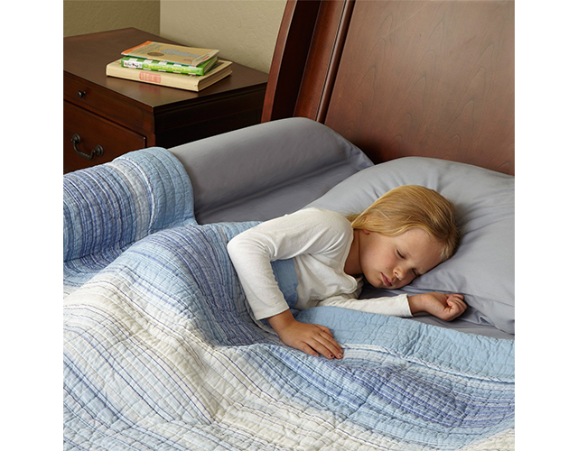Hiccapop best bed rail guard for kids on Amazon