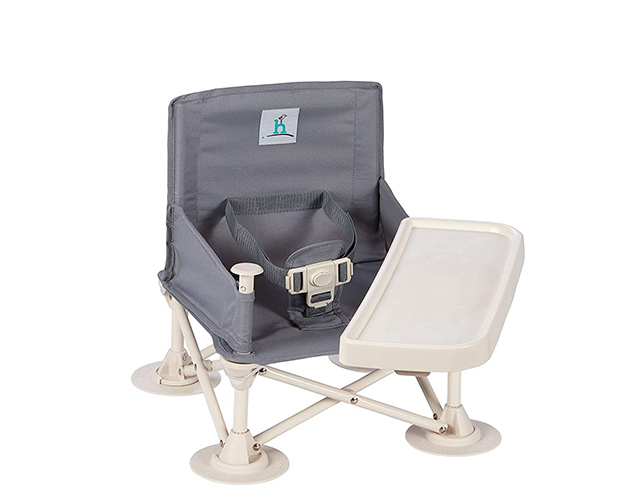 Hiccapop best portable travel high chair on Amazon