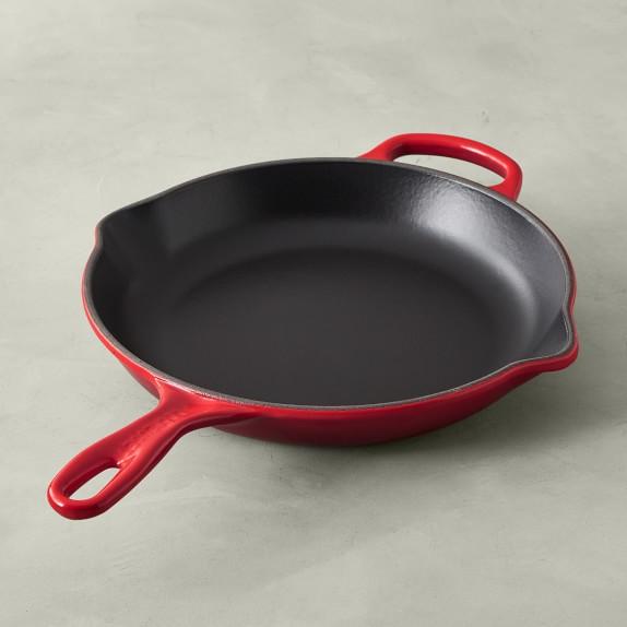 Le Creuset Cast-Iron Signature Fry Pan