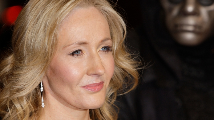 J.K. Rowling Has a New Book