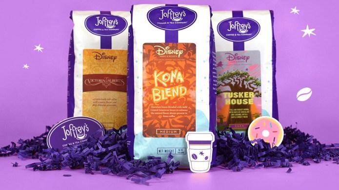 Joffrey's Disney coffee collection