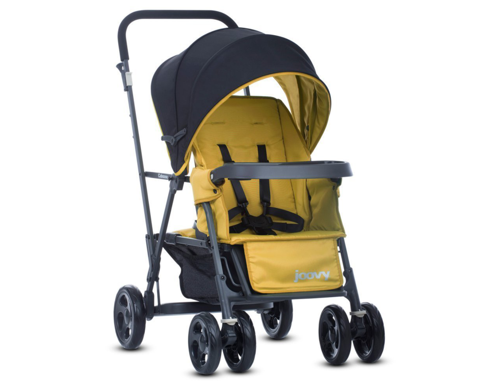 Joovy Caboose sit and stand stroller Amazon
