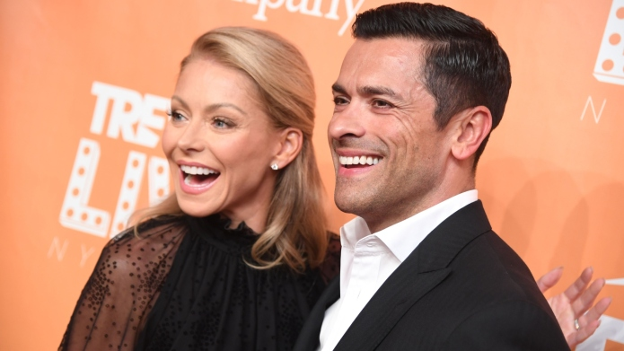 Wait, Kelly Ripa and Her Family