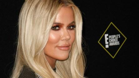Khloe Kardashian, 45th Annual People's Choice