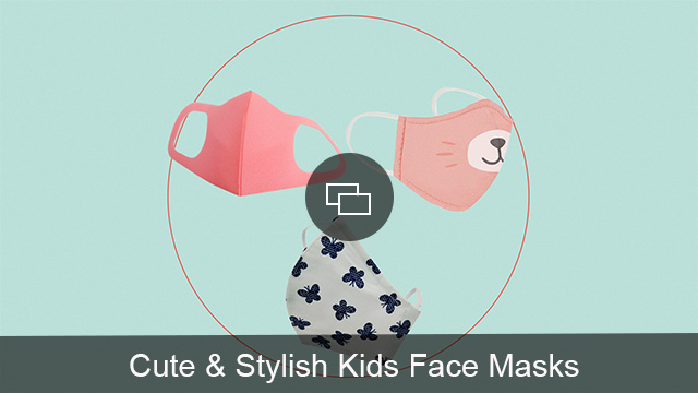 kids masks gallery