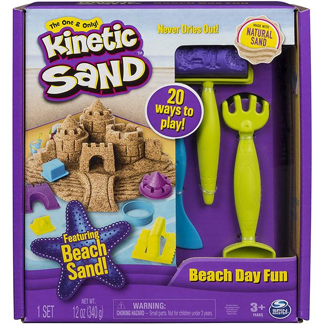 Kinetic Sand best kinetic sand kit on Amazon