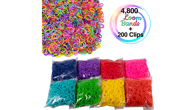 Loom bands best rubber bands Amazon